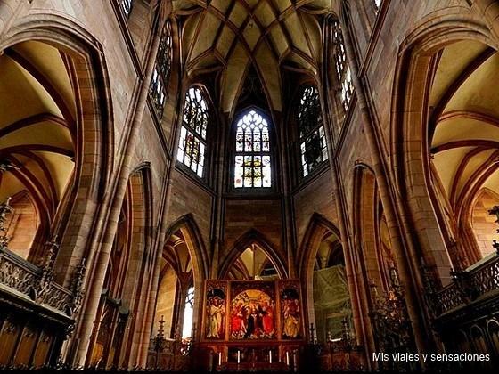 Catedral de Friburgo, Selva Negra, Alemania