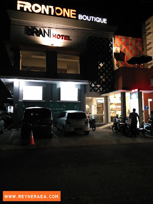Review Hotel Front One Boutique Brani Solo