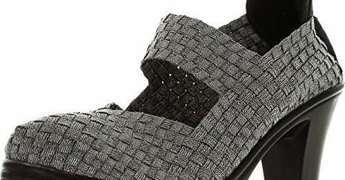 f906c2764e7 Bernie Mev Womens Bonnie Pumps Shoes,Pewter,40
