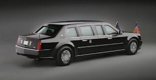 siêu xe, obama, tong thong my, xe cua obama