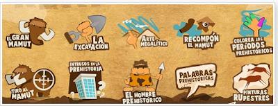 http://www.educa.jcyl.es/educacyl/cm/gallery/Recursos%20Infinity/juegos_jcyl/pasatiempos_prehistoria/index_subhome1.htm