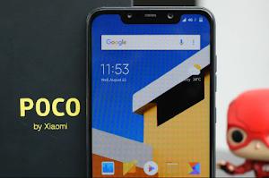 Xiaomi Pocophone F1's Leaked Photos, Retail box Leaked Photos