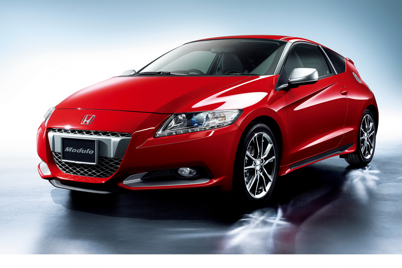 All Car Collections: Honda CR-Z