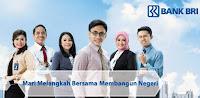 Lowongan Program Pengembangan Staff BRI