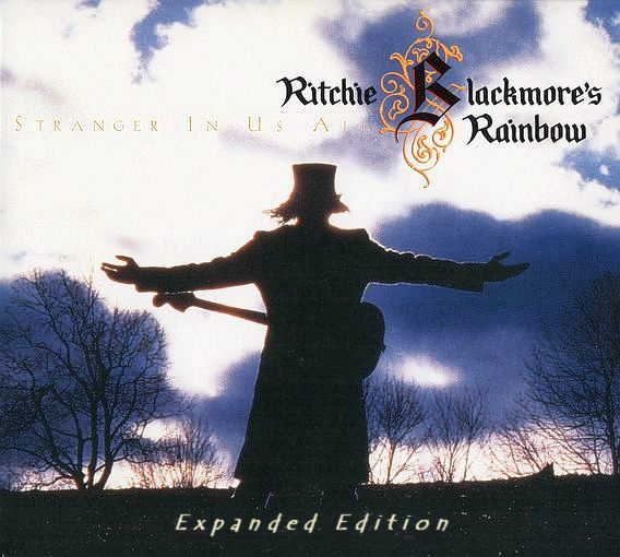 Ritchie Blackmore's RAINBOW - Stranger In Us All [Expanded Edition Digipak +3] (2017) full