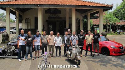 Jakarta Custom Culture 2017 akan digelar minggu ini!