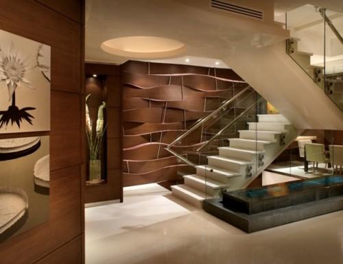 High Desert Design Council Modern Staircase
