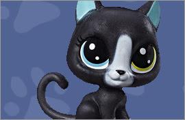 LPS Cat Figures
