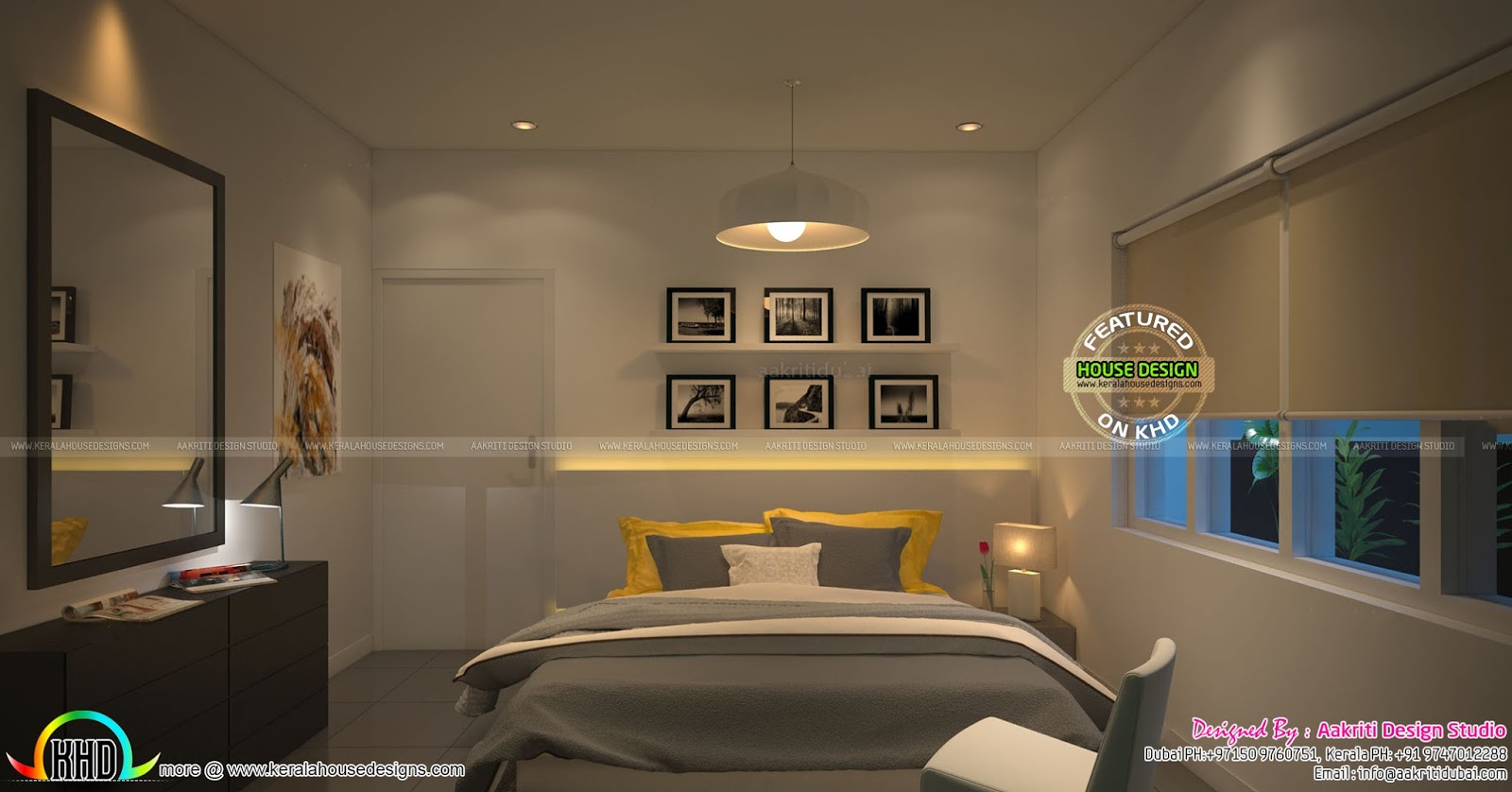 Sunken Seating, Bedroom And Other Home Interios
