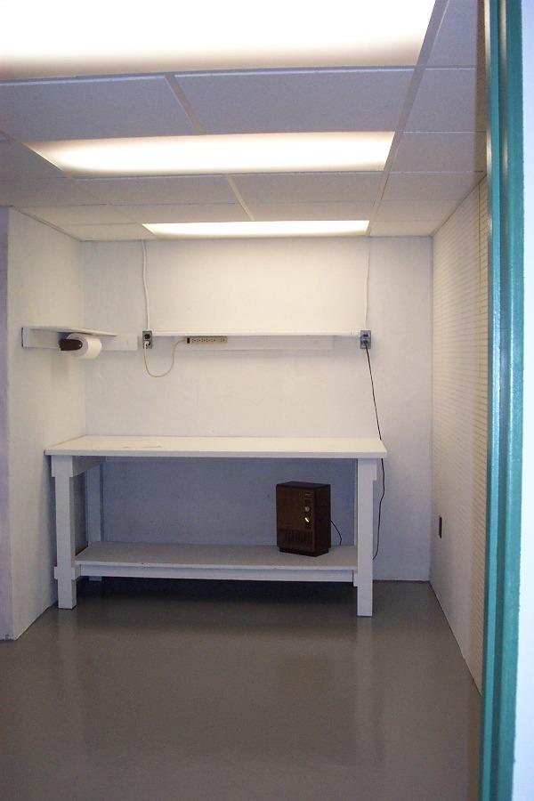 Our Basement Workshop