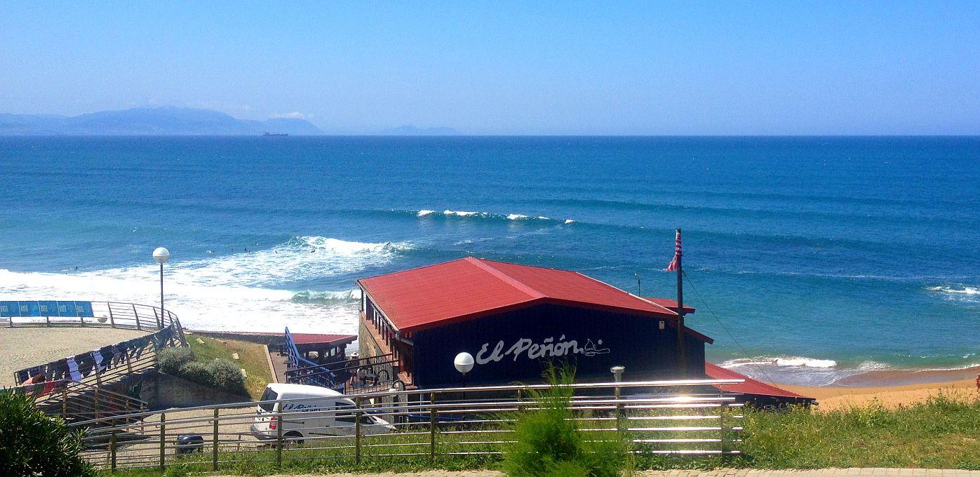 surfear en sopelana