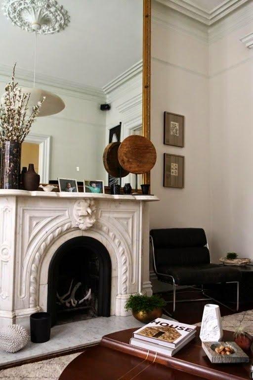 casa ms antiguo de la historia la chimenea que adems no solo funciona como calentador del hogar sino que aporta un innegable estilo a la vivienda