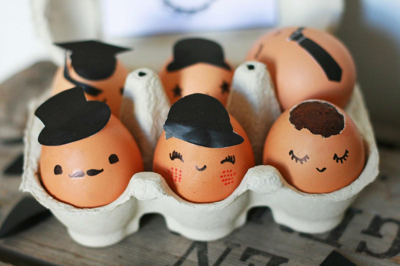 DIY : la boîte à œufs de Pâques