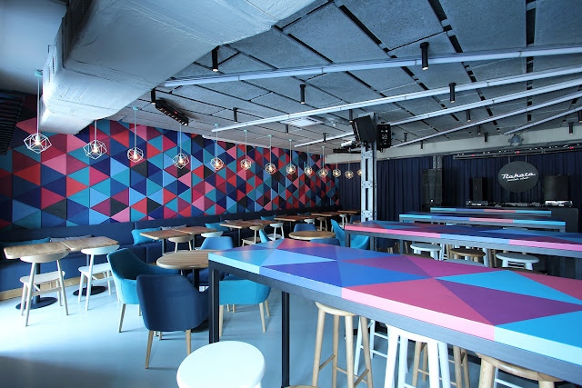 Social Club With A Spice Of Modernism By Designer Ramnas Manikas 3