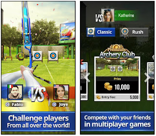 Free Download Archery King Mod Apk Easy Perfect Shot for Android