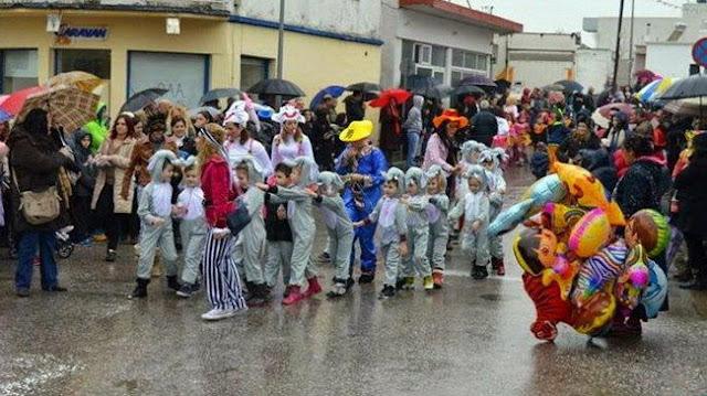 Την Καθαρά Δευτέρα όλοι οι δρόμοι οδηγούν στο Καρναβάλι Φερών