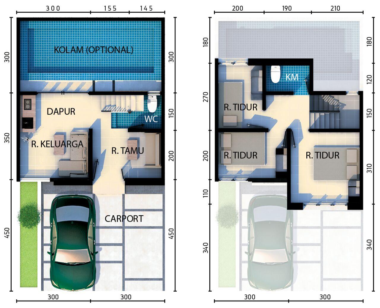 Townhouse Ciomas Bogor