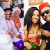 Oritsefemi's wife calls out girls sliding into her husband's DM
