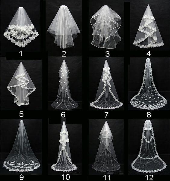 Tipos de véus