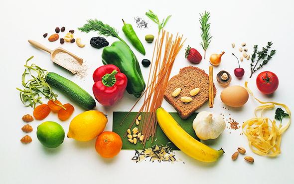 la comida sana perfecta