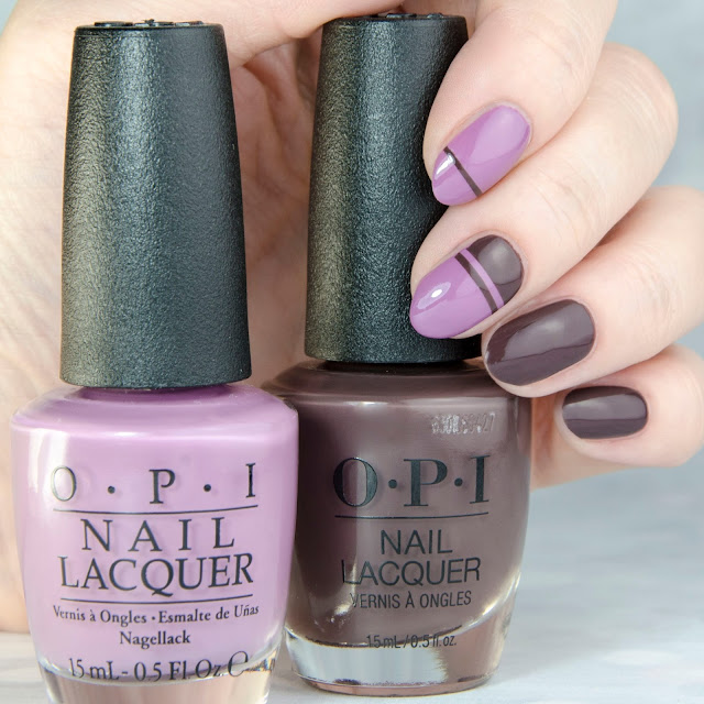 "OPI ""That's What Friends Are Thor"" swatch"
