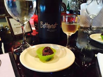 The Vine Wine Bar and Bistro, Blue Ridge, GA