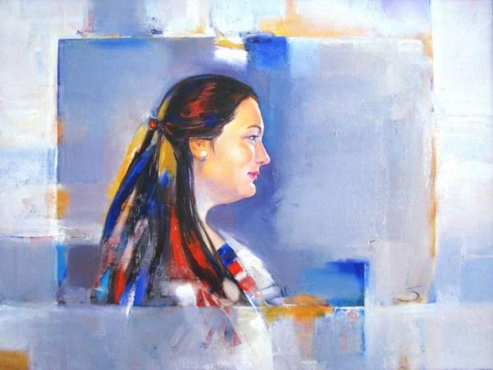 Российский художник. Бугаенко Татьяна