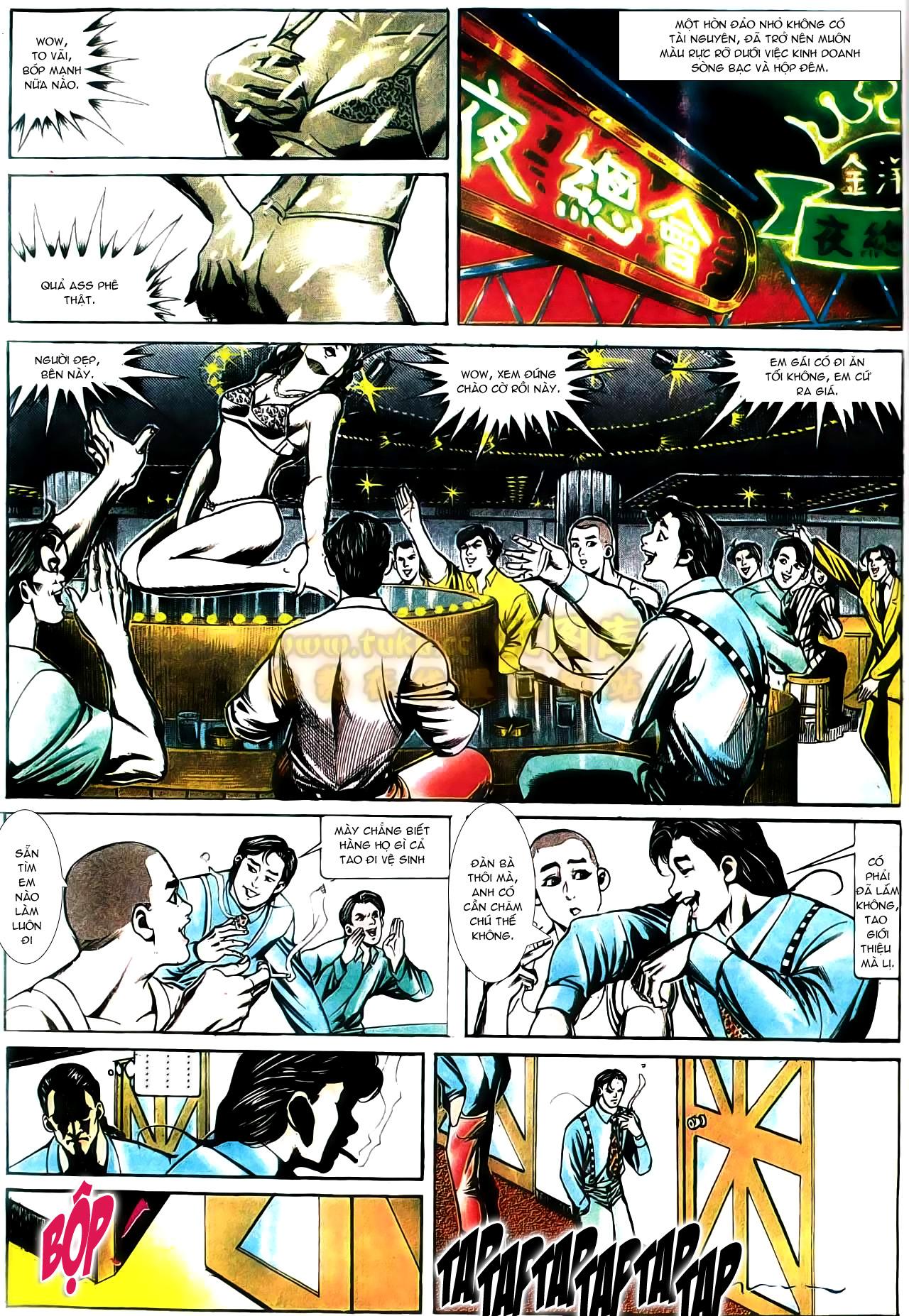 Người Trong Giang Hồ chapter 165: phong thái ngưu cô trang 27