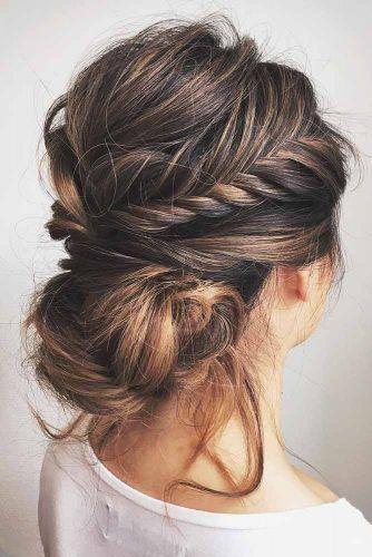 Braided Updo Ideas for Long Hair