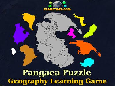 Pangaea Puzzle