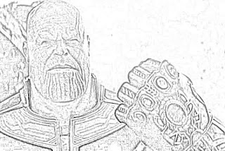 Coloring Pages: Avengers 4 Coloring Pages Free and