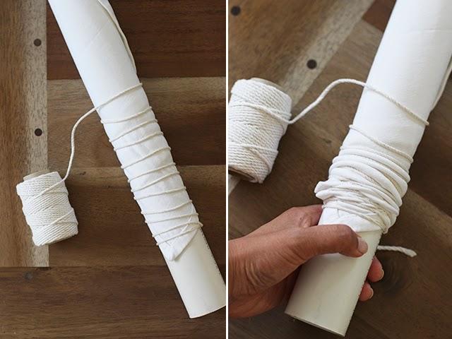 DIY Shibori