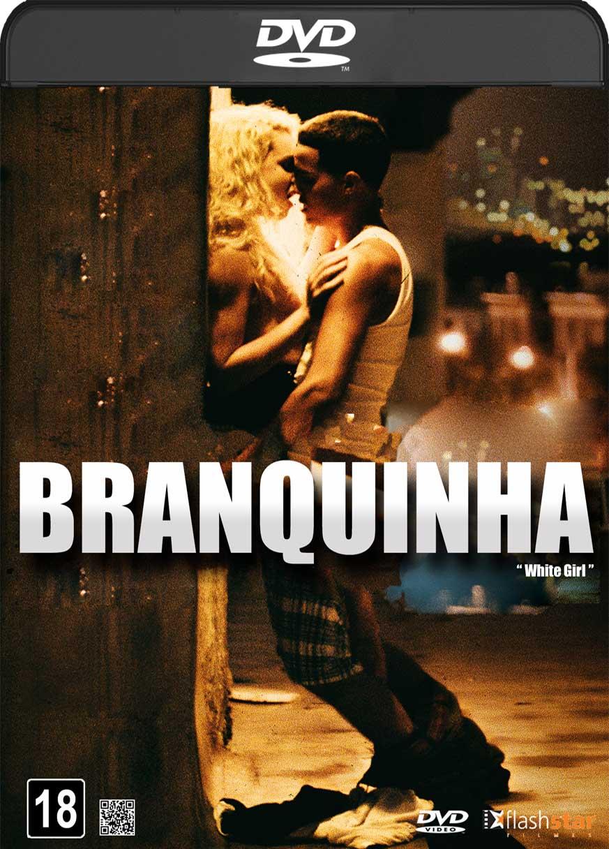 Branquinha (2016) DVD-R Autorado