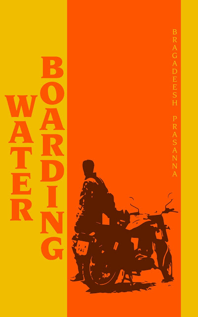 Blog Tour by The Book Club: WATER BOARDING by BragadeeshPrasanna