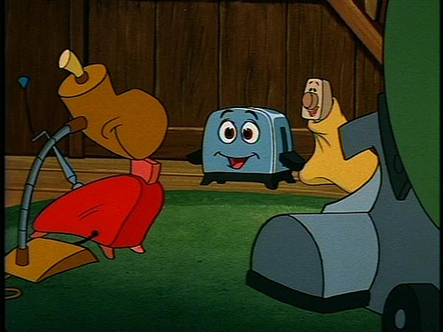 Nostalgiamber Special 2 The Brave Little Toaster 1987