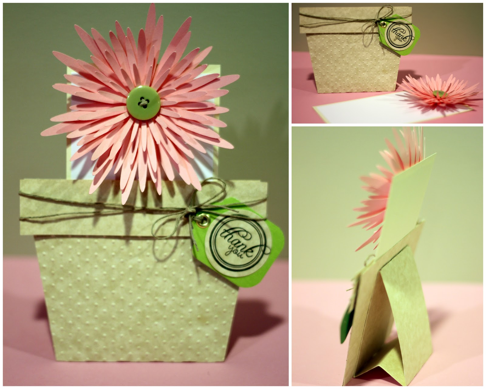 i love doing all things crafty flower pot card freebie
