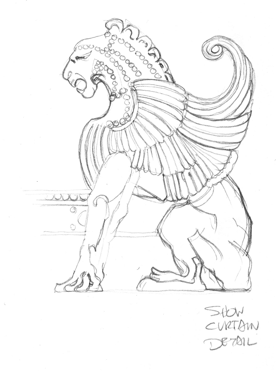 Samson And Delilah Printable Coloring Pages