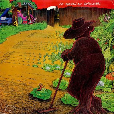 Central do prog la maison du jardinier s t 1980 lp for Jardinier belgique