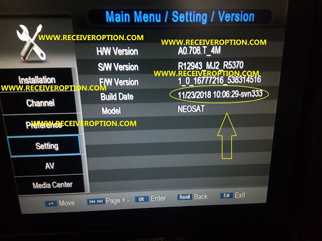 ECHQLINK 999 HD RECEIVER POWERVU KEY NEW SOFTWARE