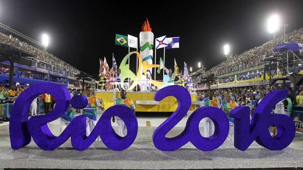 Koning Minister President En Minister Schippers Naar Olympische