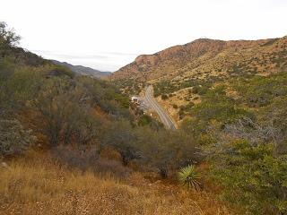 mule pass bisbee arizona southern arizona scenery