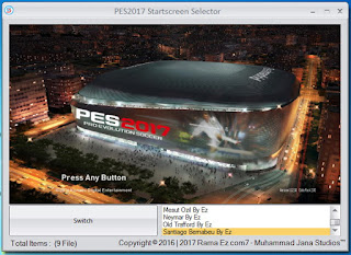 Cara Mudah Ganti Start Screen PES 2017