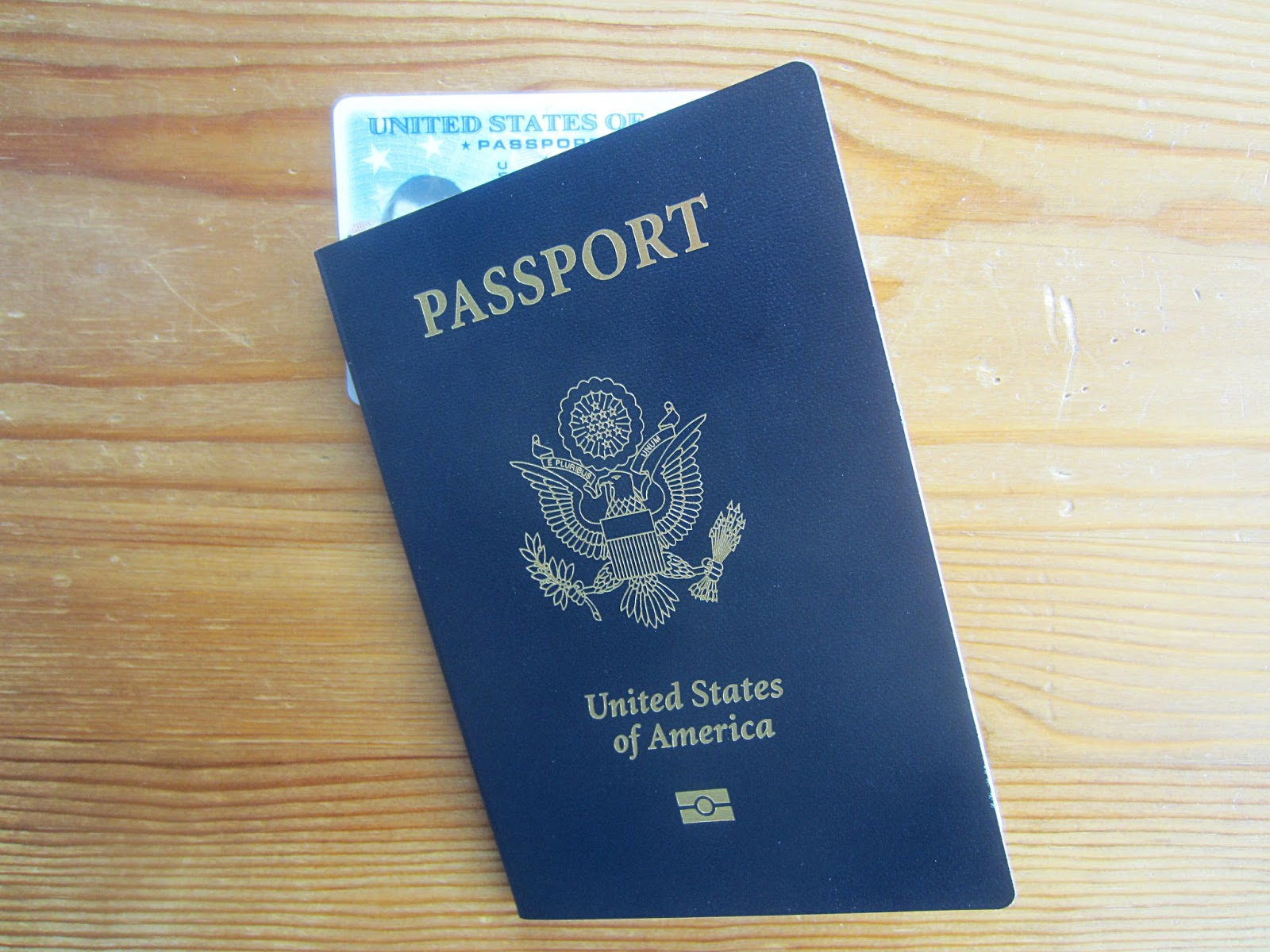 Как я получил гражданство США