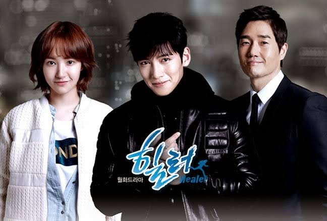 Download Drama Korea Healer Sub Indo Batch