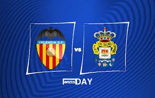 Valencia vs Las Palmas – Highlights