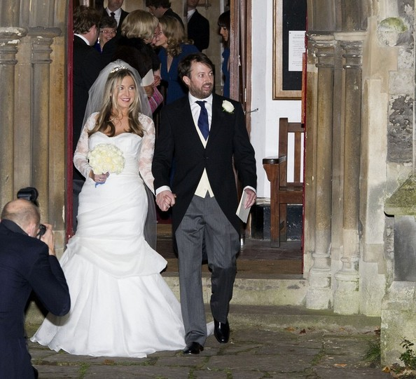 Red Carpet Wedding David Mitchell And Victoria Coren