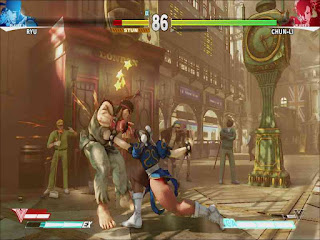 Street Fighter V Game Download Highly Compressed