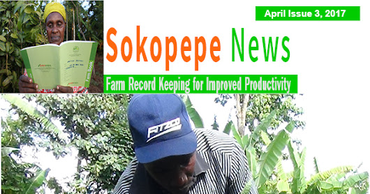 Sokopepe issue 3: Farm records for improved productivity