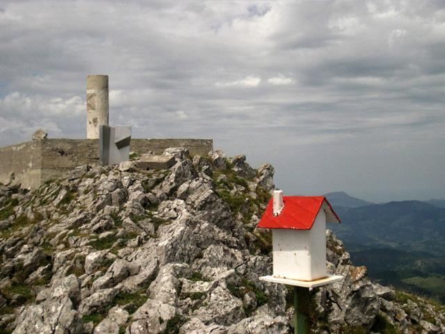 Pico del Aketegi