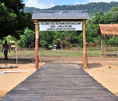 Gerbang Pulau Kuku